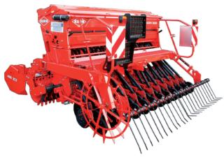 Sejačky s mechanickým výsevným mechanizmom – Combiliner Integra