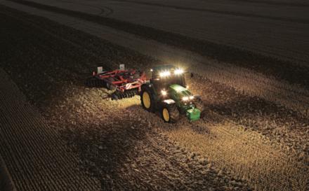 Presné poľnohospodárstvo  <br/>4.0 v podaní John Deere